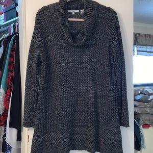 Cowl neck sweater - 1x